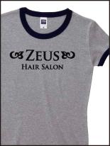 美容室・理容室_3 | オリジナルプリント Tシャツ・ユニフォーム・ウエアを1枚から格安で製作! |  熊本市東区御領 和光スタンプ